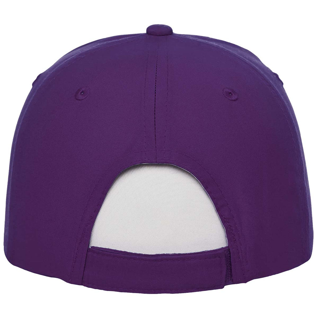 Elevate Purple Transcend Ballcap