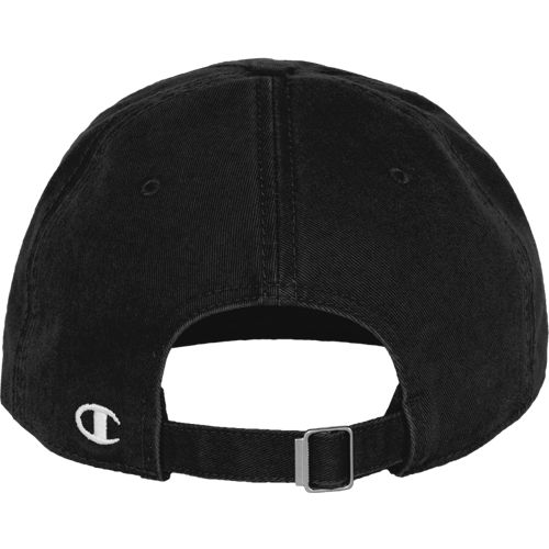 Champion Black Twill Hat