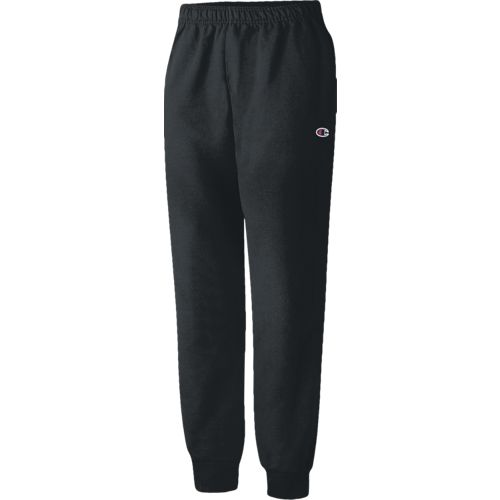 Champion Men's Black Powerblend ECO Fleece Jogger