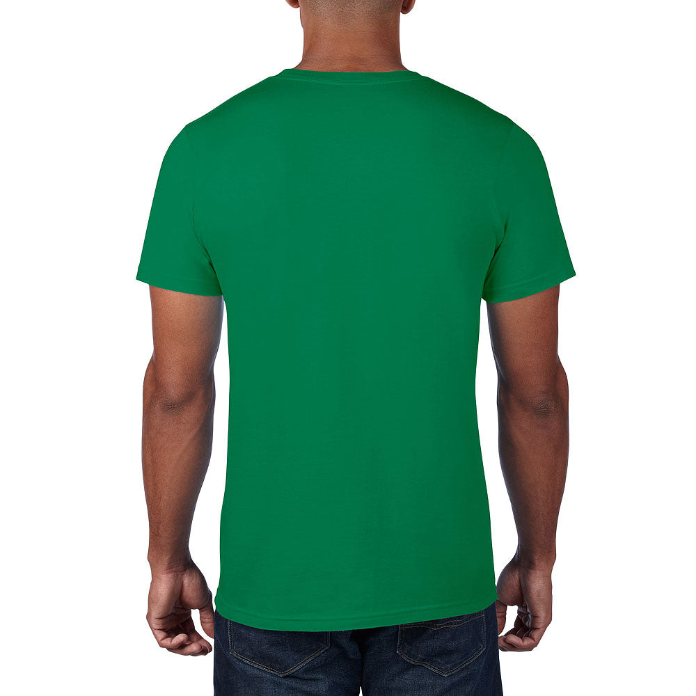Anvil Men's Kelly Green Lightweight Tee