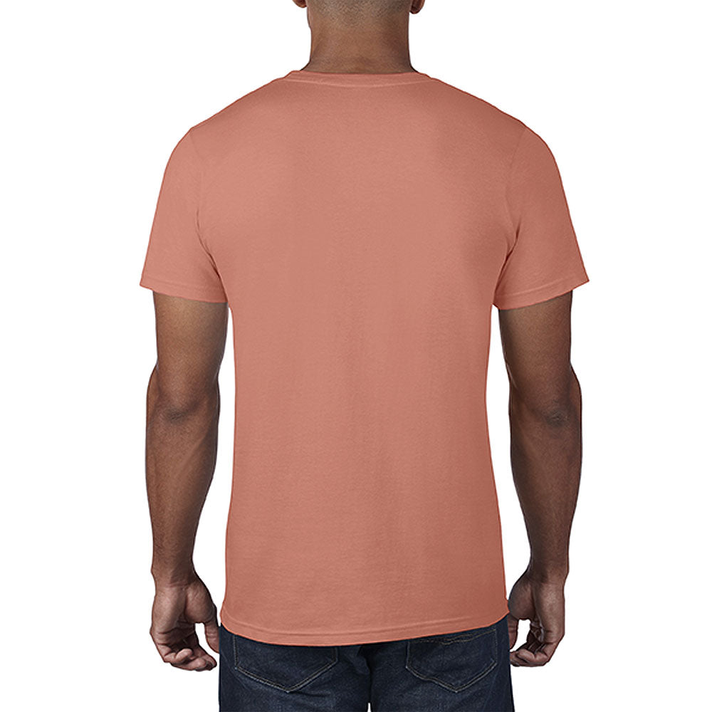 Anvil Men's Terracota Lightweight Tee