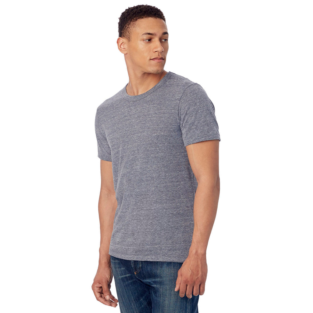 Alternative Men's Eco Navy Jersey Crew