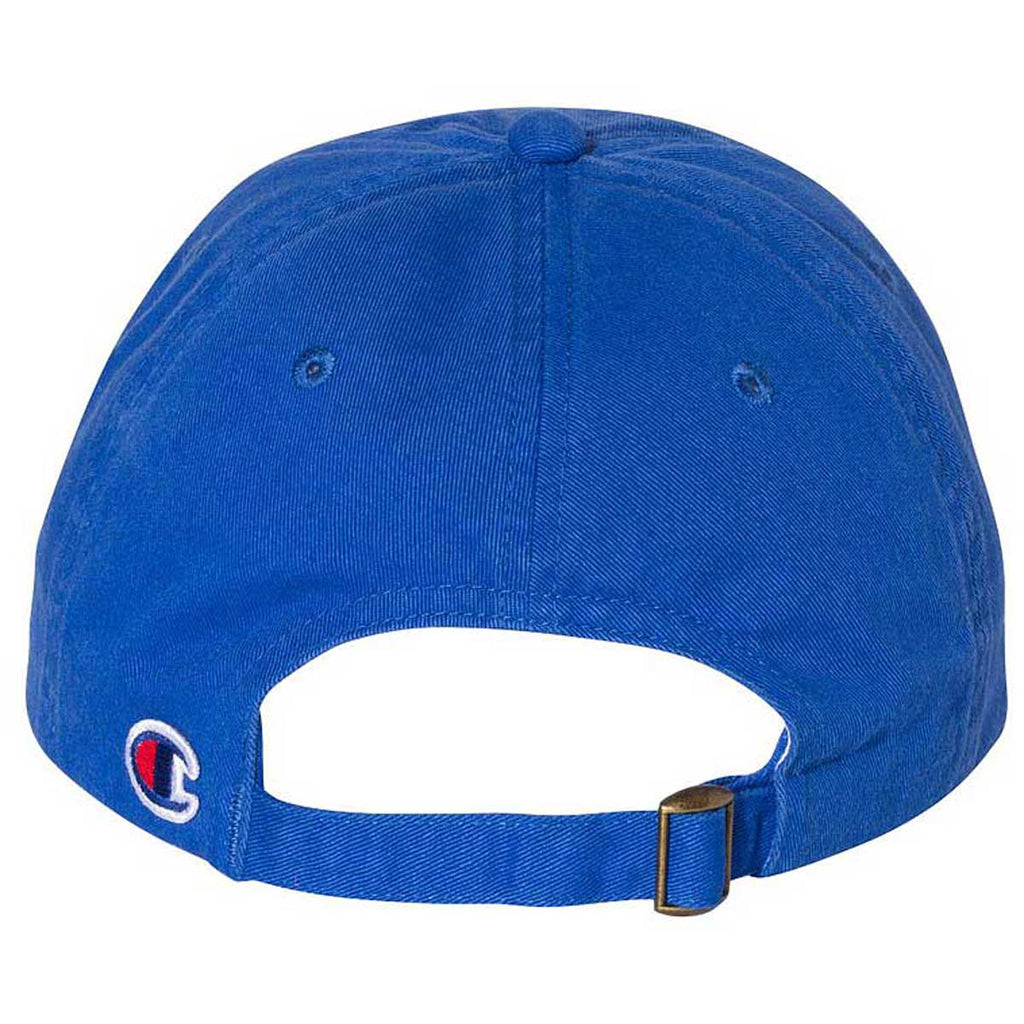 Champion Royal Washed Twill Dad Hat