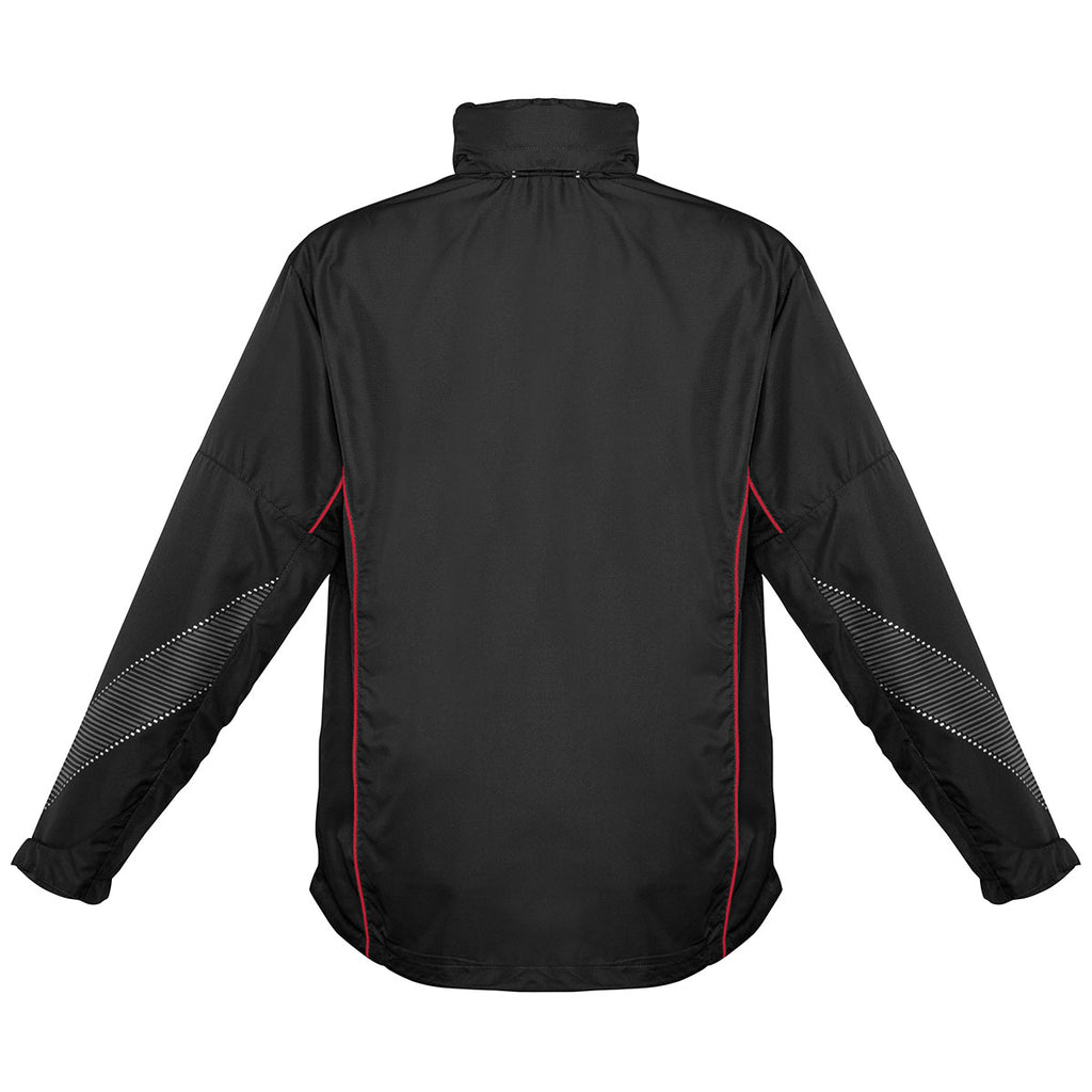 Biz Collection Kid's Black/Red Razor Team Jacket