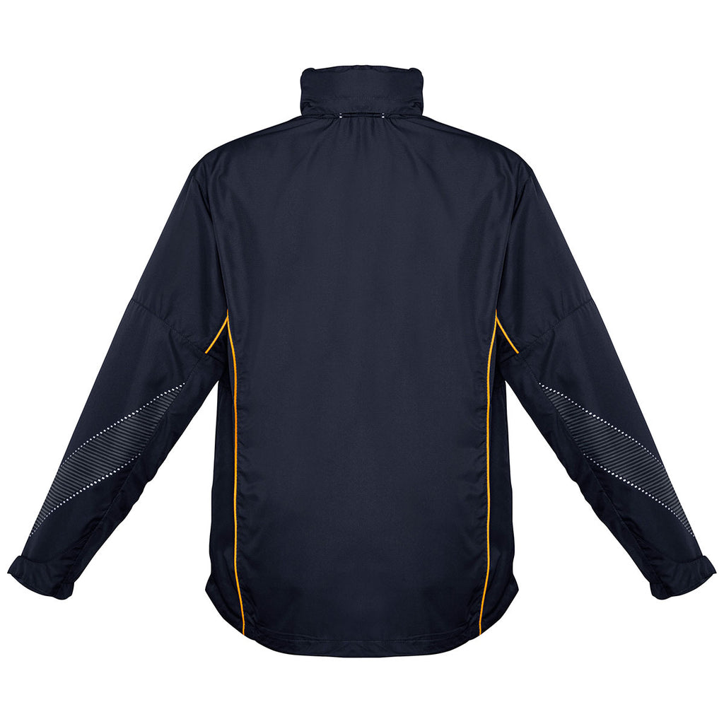 Biz Collection Kid's Navy/Gold Razor Team Jacket