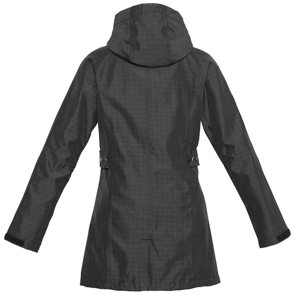 Biz Collection Women's Graphite Quantum Jacket