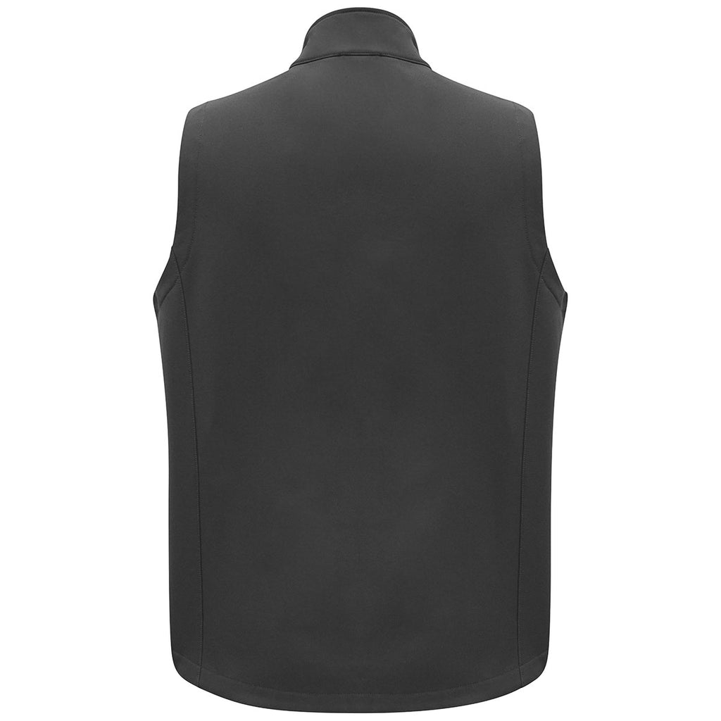 Biz Collection Men's Grey Apex Vest