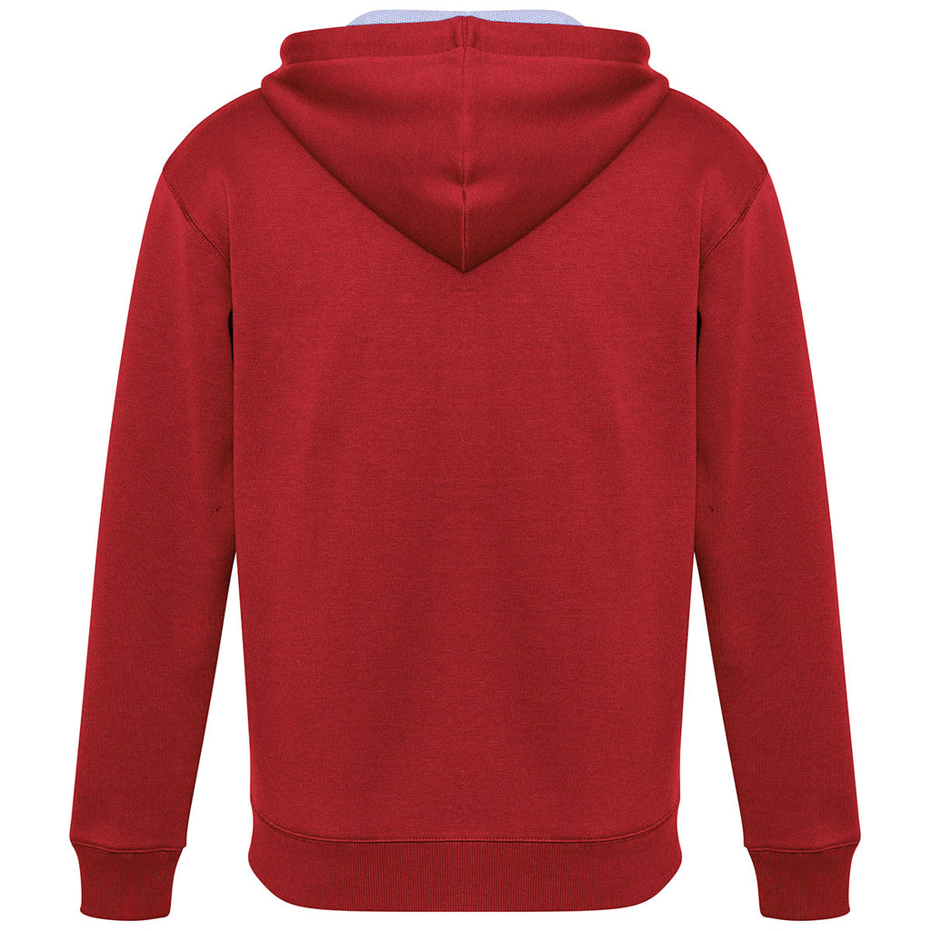 Biz Collection Kid's Red/White/Silver Renegade Hoodie