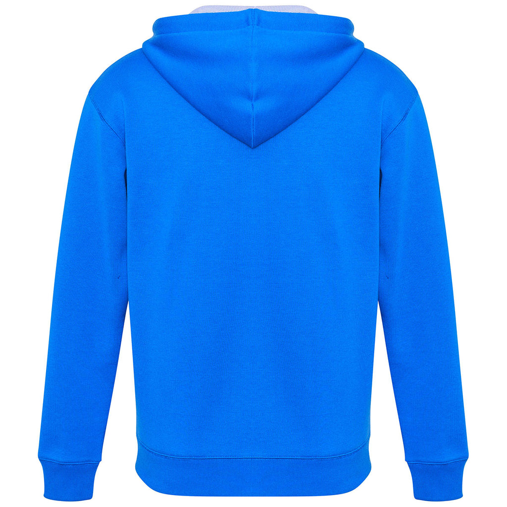 Biz Collection Kid's Royal/White/Silver Renegade Hoodie