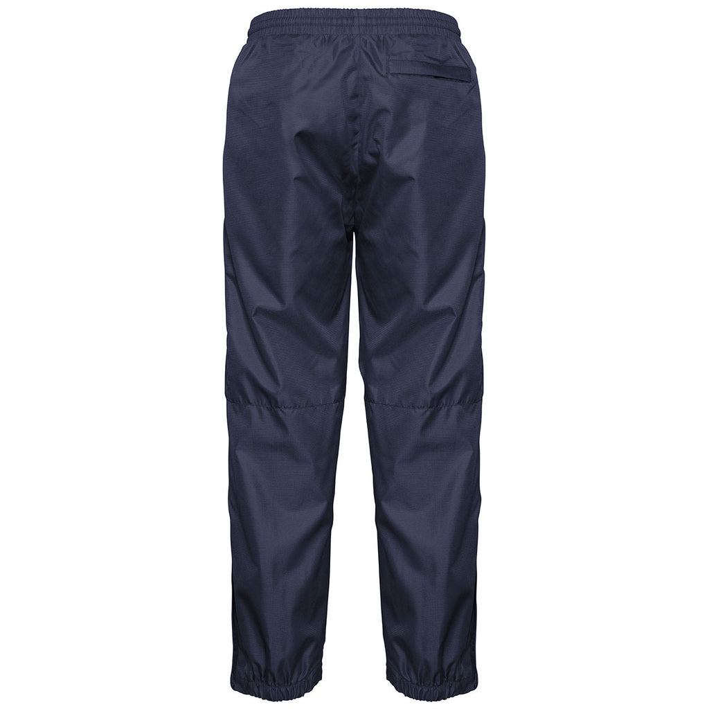 Biz Collection Men's Navy Flash Track Pant