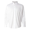 calvin-klein-white-stretch-shirt