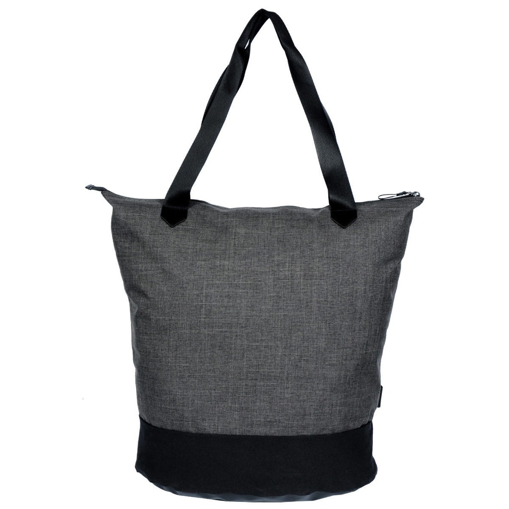 Heritage Supply Charcoal Heather Tanner Tote