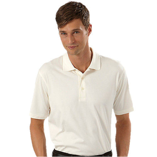 IZOD Men's Off White Performance Polo