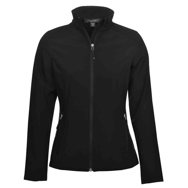 Coal Harbour Women s Black Everyday Soft Shell Jacket cbbcd736f7