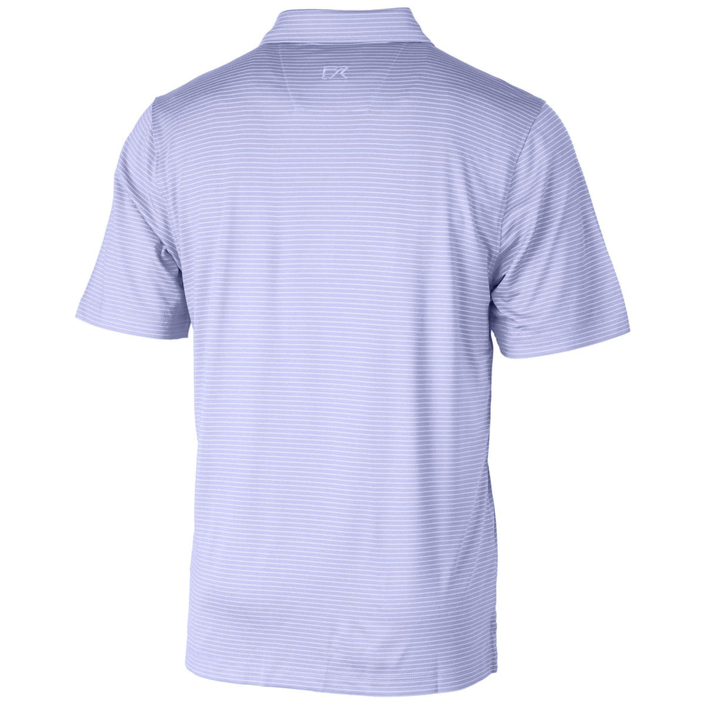 Cutter & Buck Men's Hyacinth Forge Polo Pencil Stripe