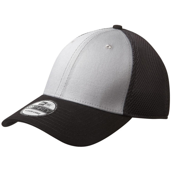 New Era Grey Black Stretch Mesh Cap e3056036d6dc