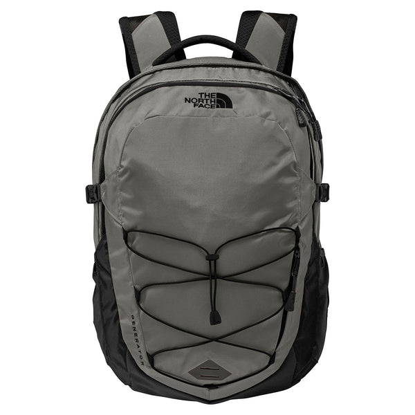 8ceb43a94d The North Face Zinc Grey Heather/TNF Black Generator Backpack