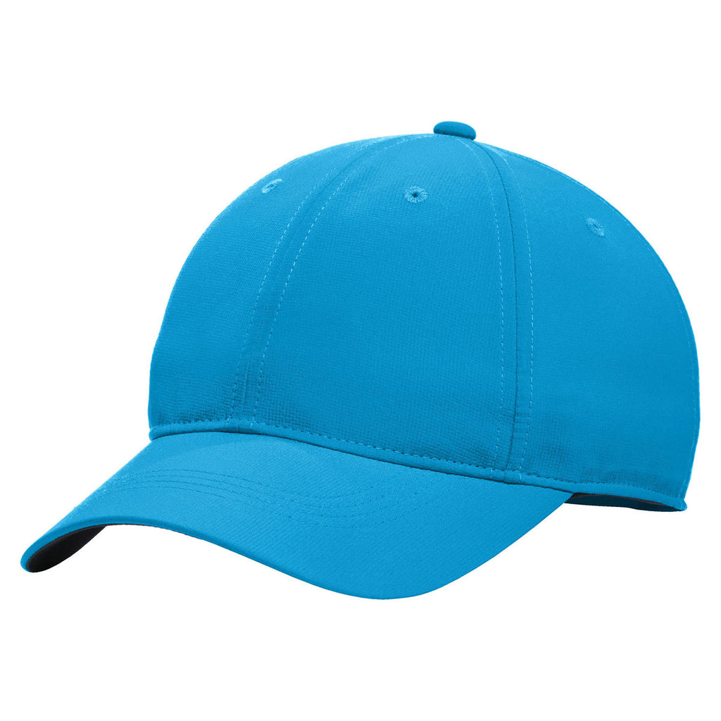 889d1e1fb39 Nike Golf Photo Blue White Dri-FIT Tech Cap