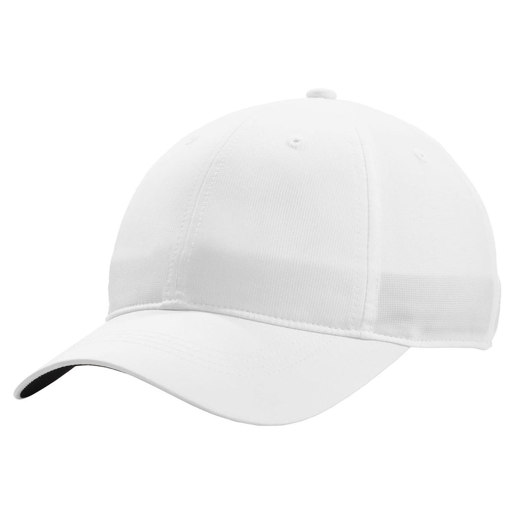 d73f5c410af Nike White Black Dri-FIT Tech Cap