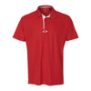 oakley-red-elemental-polo