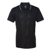 oakley-black-standard-polo
