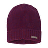 oakley-ladies-purple-lima-beanie