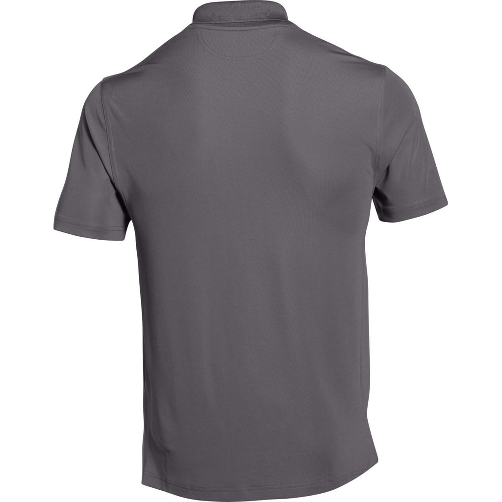 Under Armour Corporate Men's Graphite Performance Polo