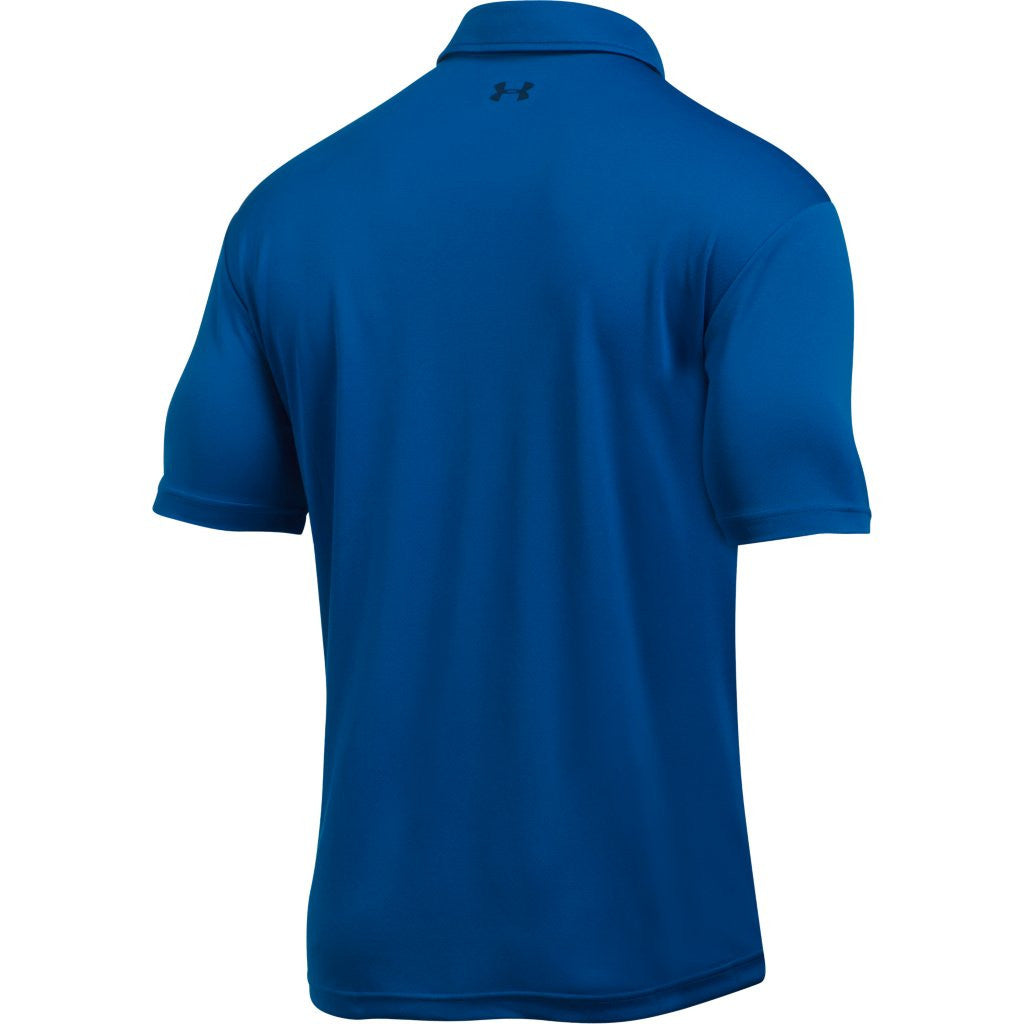 Under Armour Corporate Men's Royal Blue Tech Polo