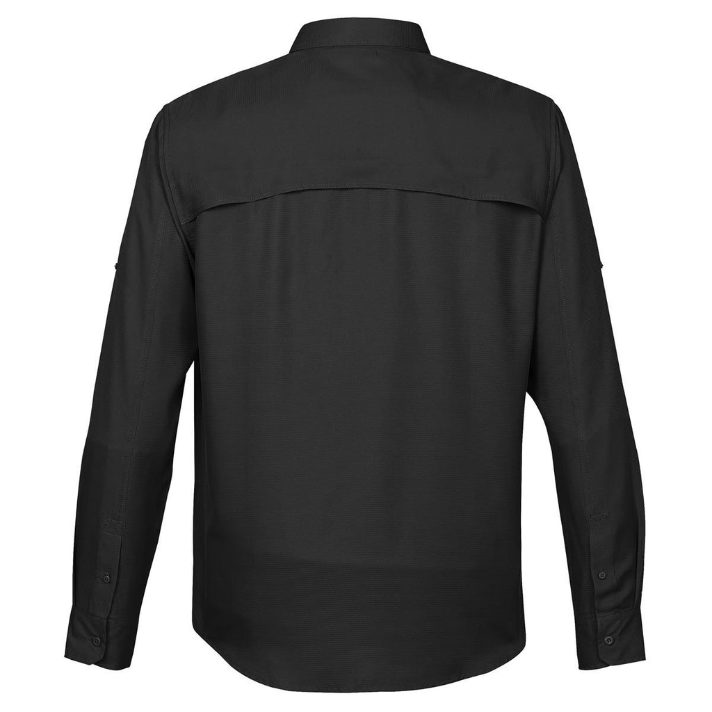 Stormtech Men's Black Safari Shirt