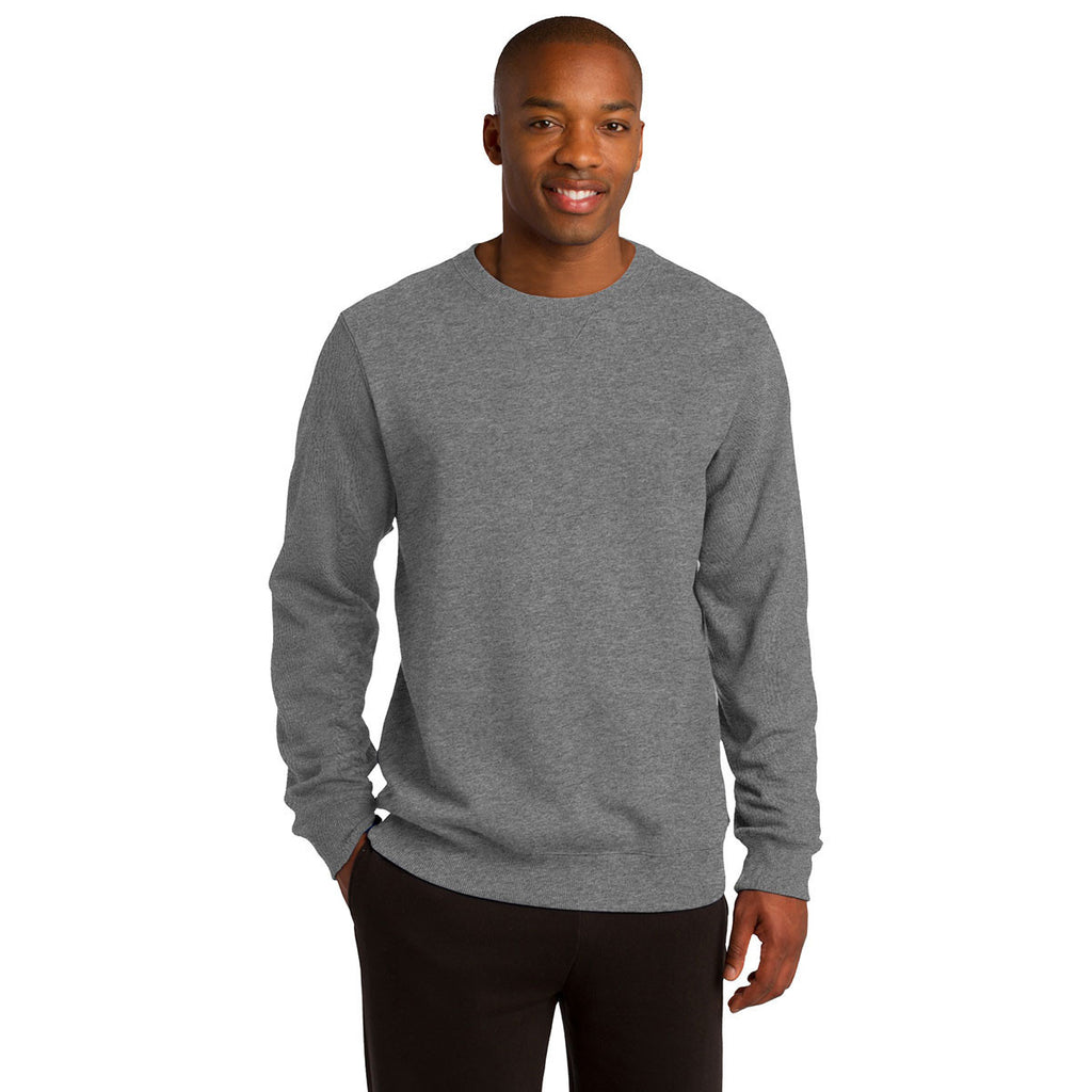 Sport-Tek Men's Vintage Heather Crewneck Sweatshirt