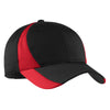 stc11-sport-tek-black-colorblock-cap