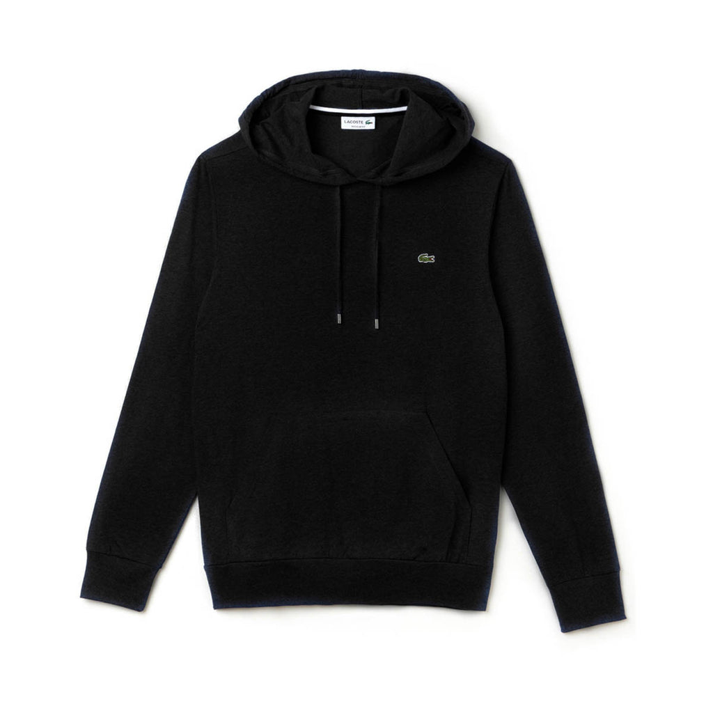 0f11e243cbb Lacoste Men s Black Hooded Cotton Jersey Sweatshirt. As low as   80.14 CAD.  ADD YOUR LOGO