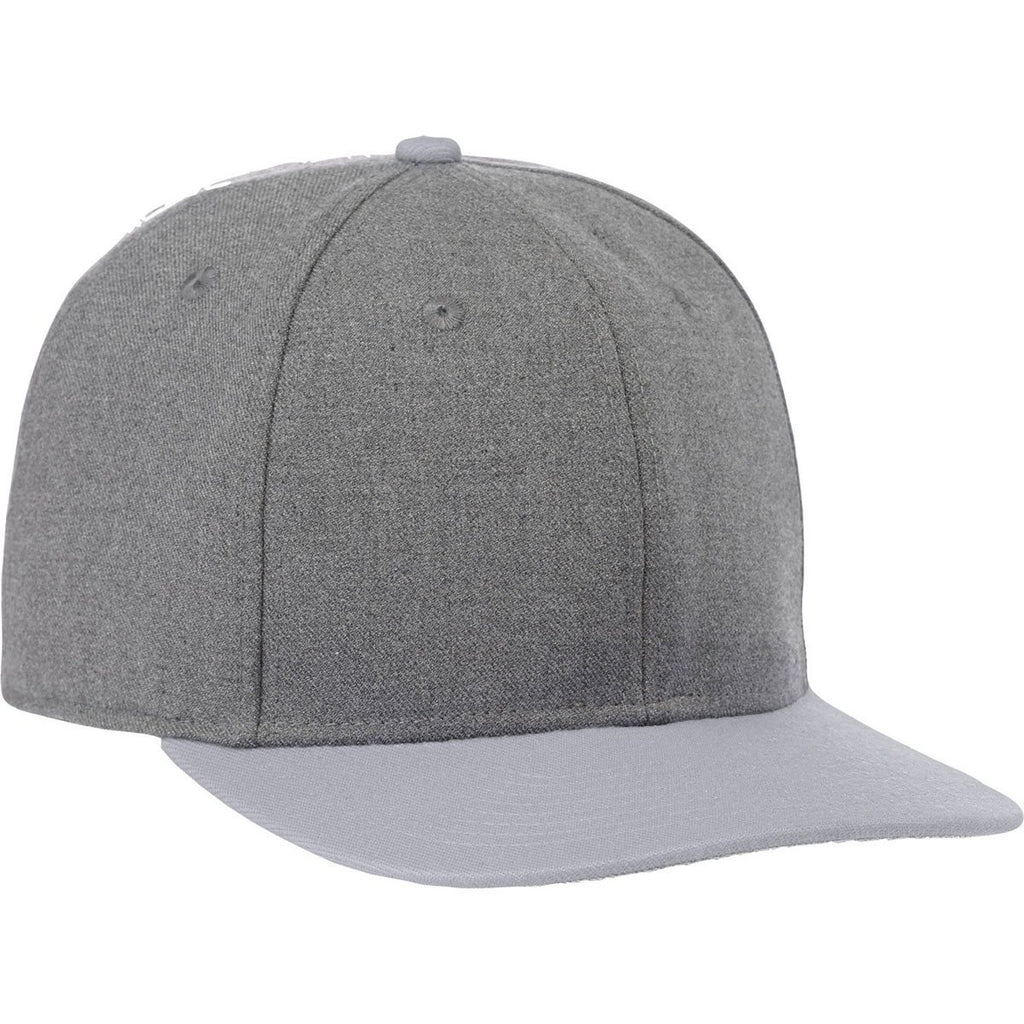 1970c1c9c Elevate Silver/Heather Dark Charcoal Prevail Ballcap