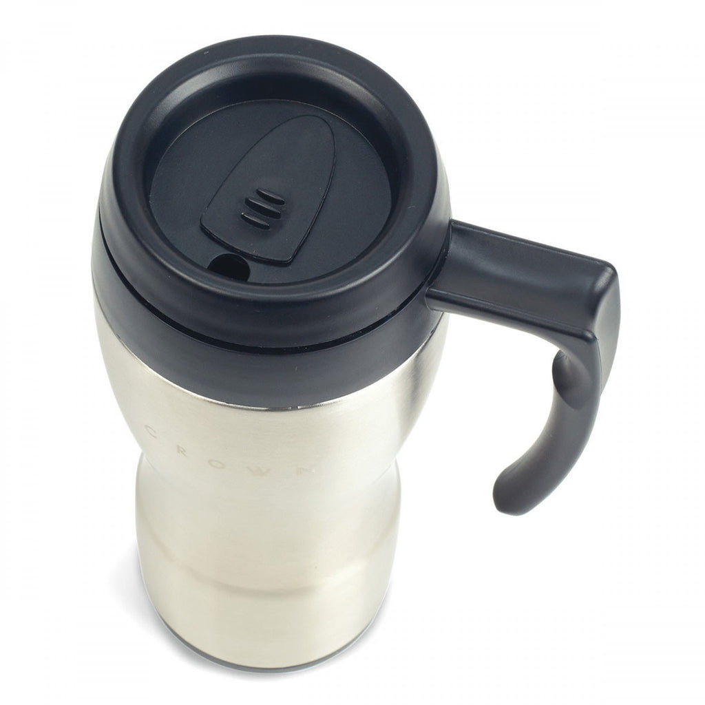 Thermocafe Stainless Steel 16 oz. Travel Mug