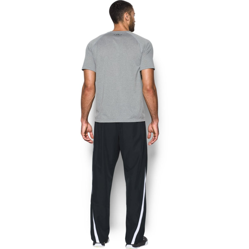 Under Armour Men's Black Team Essential Woven Pant