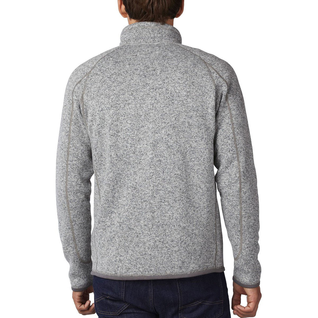 Patagonia Men's Stonewash Better Sweater 1/4-Zip