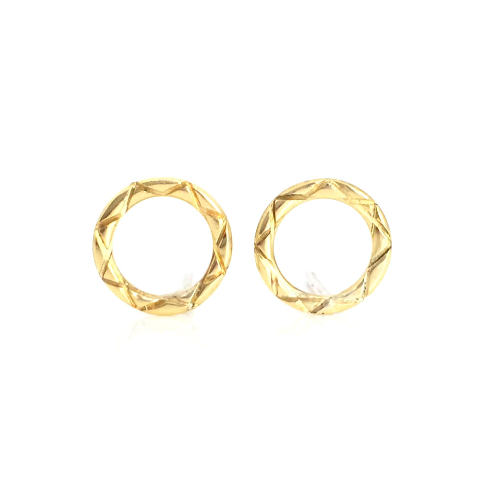 Celesta Collection | Sun Studs