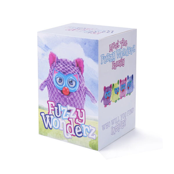 Fuzzy Wonderz Double Pack (Girl/Girl)