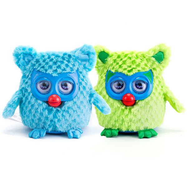 Fuzzy Wonderz Double Pack (Boy/Boy)