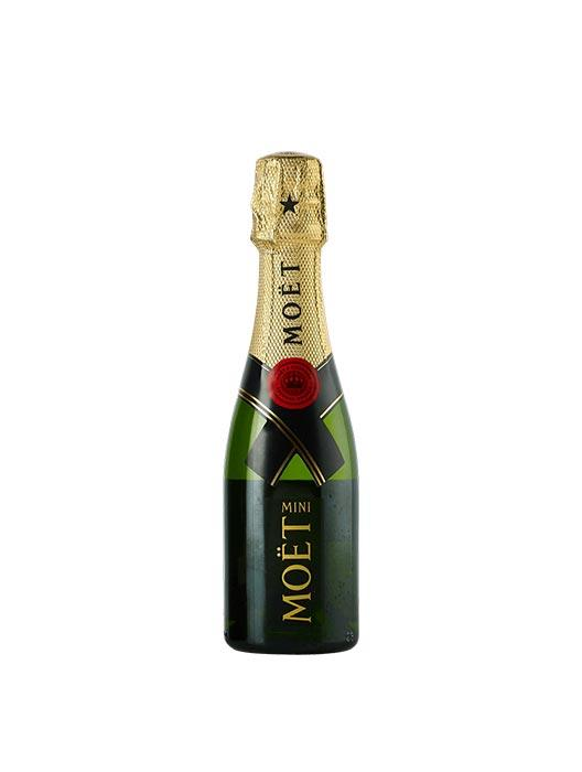 MOËT & CHANDON Brut Imperial Champagne - 20cl Miniature Bottle-NSAATA