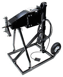 Electric Tire Prep Stand TPS Wide-5, High Torque