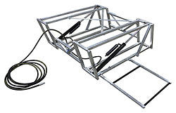 Race Car Lift Aluminum Frame, Only