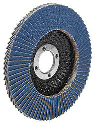 Flap Wheel Sanding Disc, 120 Grit