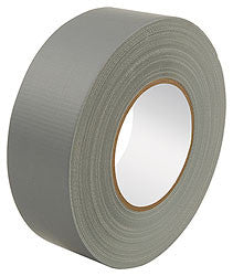"Racers Tape 2"" x 180' Silver"