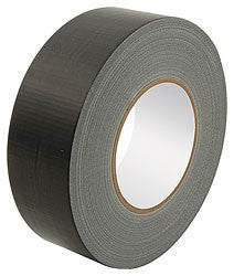 "Racers Tape 2"" x 180' Black"
