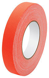 "Gaffer's Tape 1"" x 150' Fluorescent Orange"