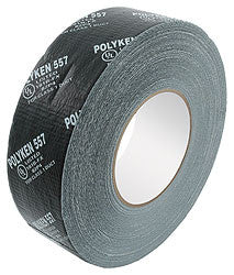 "Air Box Tape 2"" x 180' Black"