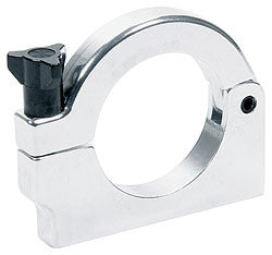 Round Tank Bracket (Bottle Mount) Polished 2.00""