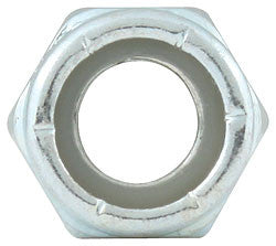 "Coarse Thread Hex Nuts With Nylon Insert, 5/16""-18"