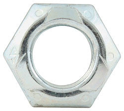 "Fine Thread Mechanical Lock Hex Nuts, 7/16""-20"